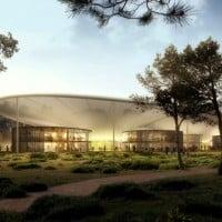Emmanuel Macron lance le campus High-tech façon Silicon Valley à Aix