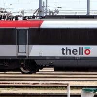 Les trains Thello