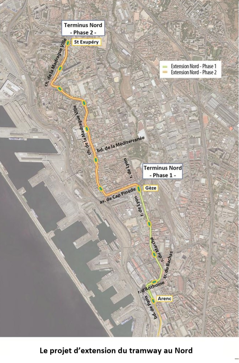 trace-plan-ligne-tramway-nord-marseille