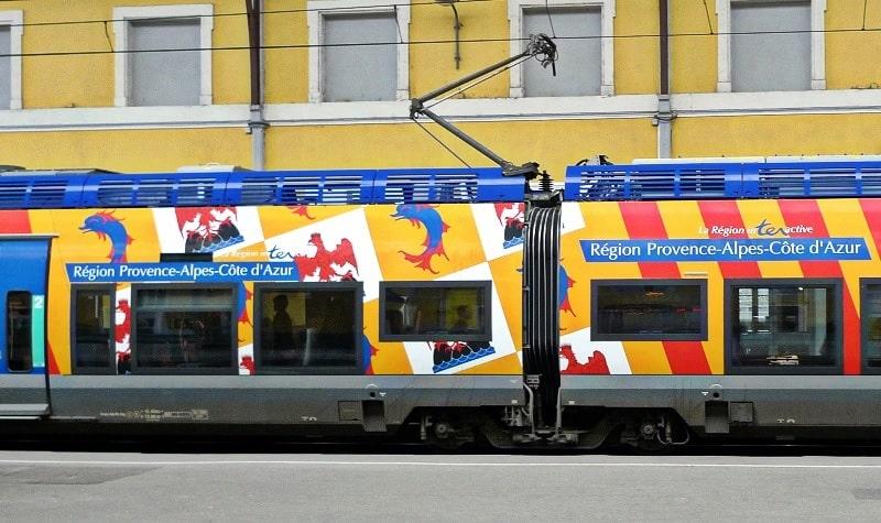 , La Région Sud ouvre ses lignes de TER à la concurrence, Made in Marseille