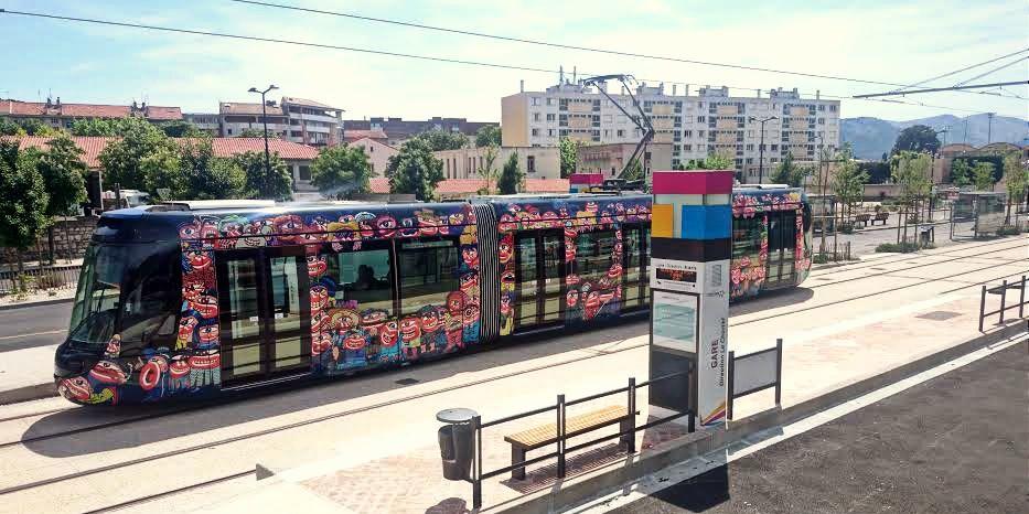 Val'Tram, Donnez votre avis sur le Val'Tram de l'ancienne voie ferrée de Valdonne, Made in Marseille