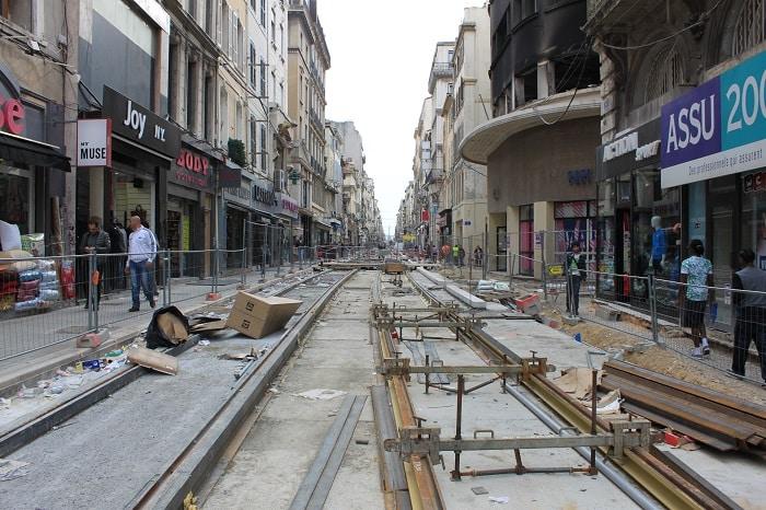 travaux-tramway-rue-rome-marseille