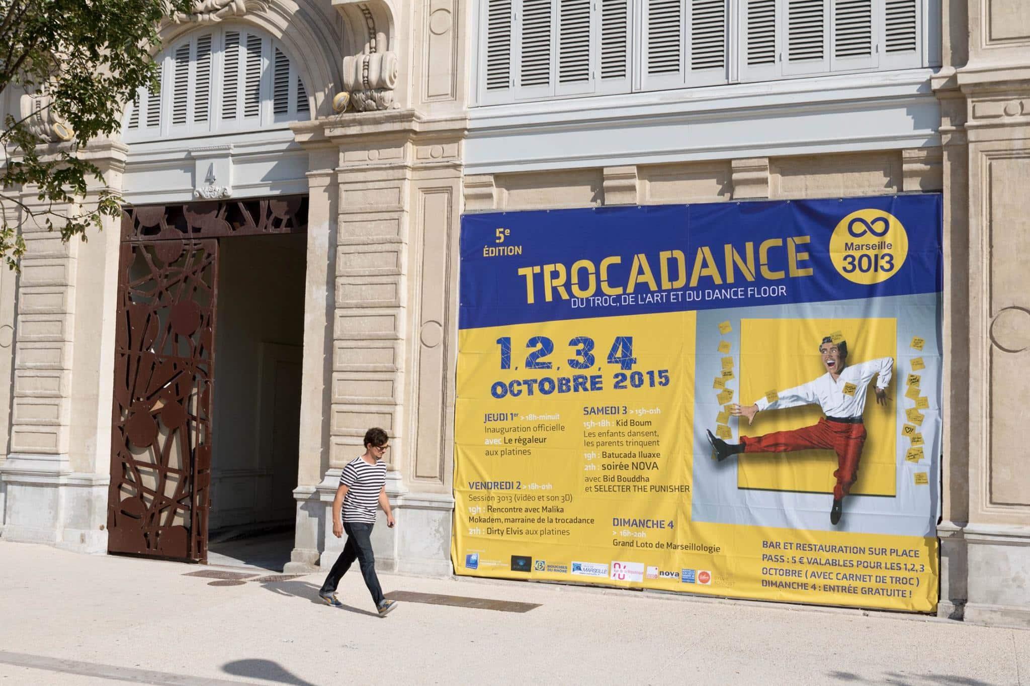 Trocadance, [Trocadance 2015] La vente aux enchères sans argent la plus décalée au monde !, Made in Marseille