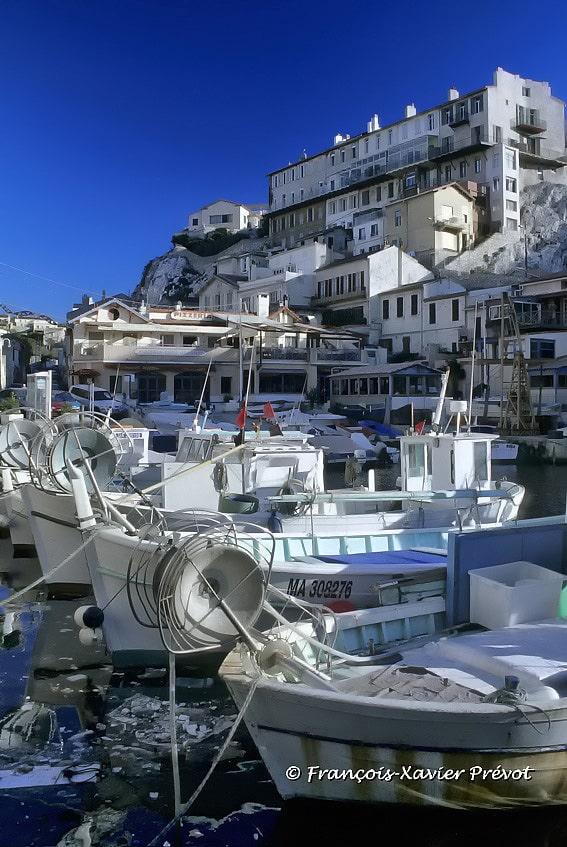 Pointu, [Reportage photos] Récit d'un pêcheur marseillais sur son Pointu…, Made in Marseille