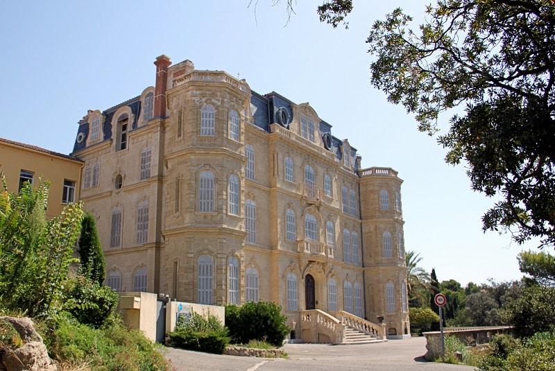 Parc Valmer, Découvrez le Parc Valmer qui surplombe la Corniche, Made in Marseille