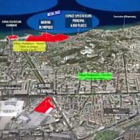 Marseille, Marseille accueillera la voile et le foot pour les JO 2024 aux côtés de Paris